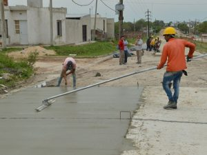 Cinco ofertas en licitaciones para pavimentar nuevas calles en Concepción del Uruguay