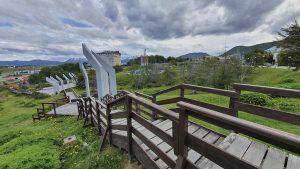 Embellecerán el Paseo del Centenario en Ushuaia