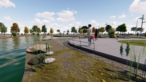 El paseo del Limay saldrá 40 millones más caro