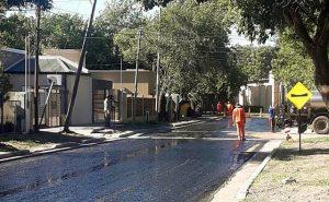 Sunchales única oferta para la pavimentación del Sector 4 $ 1,8 Millones