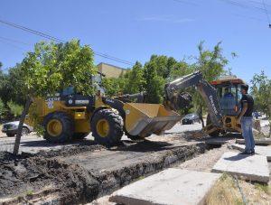 Se harán obras hasta el último día de gestión en La Pampa