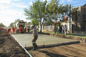 Remodelación integral Avenida Santiago del Estero, 2° Etapa $ 44 Millones
