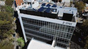 El edificio público más sostenible de Neuquén