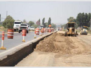 Hay interés provincial en tomar obras de la autopista a Mendoza