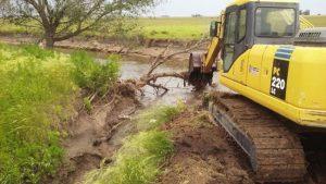 Canal aliviador en Arequito $ 133 Millones 22 Ofertas