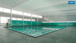 4 Oferentes para el natatorio natatorio deComodoro $ 42 Millones
