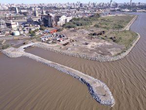 Puerto de Buenos Aires: contrapunto en la licitación de una escollera $ 257 Millones 2 Ofertas