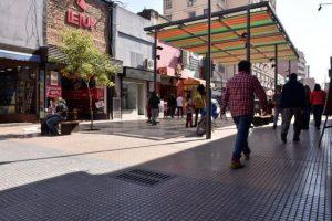 Lanzan licitación para remodelar a nuevo la peatonal Tucumán $ 60 Millones