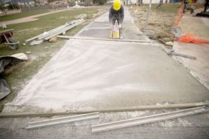 Obras para Comodoro: muros de contención, reparar veredas y bacheo