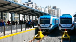 Viaducto elevado Ferroviario Belgrano Sur Tramo calle D. Taborda – Estación Constitrucion 10 ofertas $ 3400 Millones
