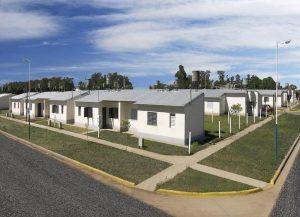 Rafaela cuatro viviendas a partir de una iniciativa privada