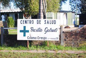 Ofertas para la construcción del Centro de Salud Basilio Galanti de Colonia Crespo 5,9 Millones
