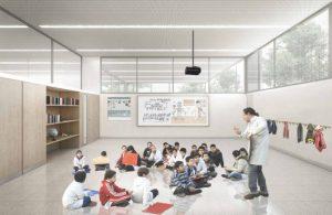 Adjudican a INGECONS la Escuela Creación CABA $ 180 Millones