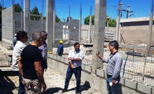 SUDELCO avanza con la obra de la Estación Transformadora N° 2 de Trelew