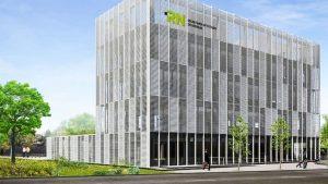Dinale y Pecam Firmaron el contrato para la construcción del edificio del futuro en Cipolletti $ 253 Millones