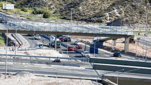 Harán un parque con estacionamiento subterráneo en un acceso del Nodo Vial de Neuquen