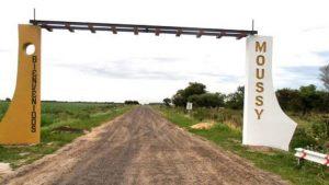 Ofertas para la pavimentación del acceso a Moussy $ 51 Millones