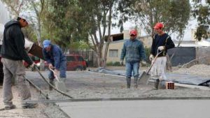 2 ofertas para obras de pavimentación en barrio Los Sauces de Trelew $ 15 Millones