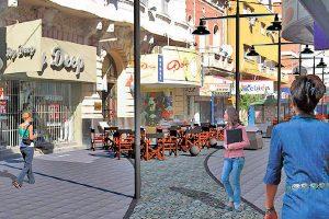 La peatonal Tucumán será remodelada íntegramente