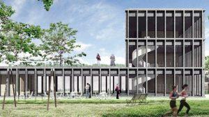 La sede de Energía en Cipolletti será «el edificio del futuro»