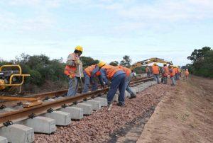 Invertirán $700 millones para reconstruir las vías ferroviarias del este tucumano