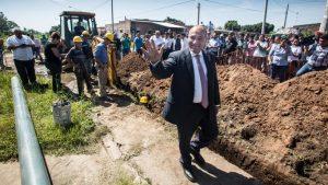 Tucuman y Nación acuerdan obras sanitarias para más de 300.000 tucumanos