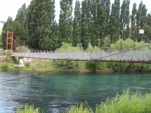 Ofertas para pasarelas peatonales sobre el río Blanco y río Azul en El Bolsón