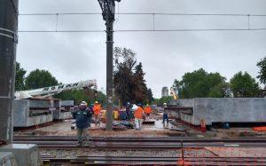 La obra del paso bajo nivel en La Plata se retomará a la brevedad