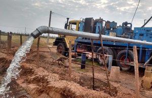 Los pozos de agua para las comunidades con desnutrición tenían financiamiento desde 2015