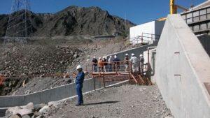 Katopodis conoció en detalle los avances en las obras del Acueducto Gran Tulum