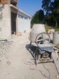 A días del inicio de clases, la Escuela N° 108 de La Plata está en obras