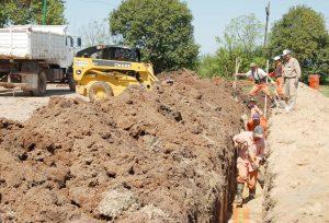 Se gestionan Obras para la ciudad de Rafaela ENOHSA