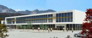 La obra de ampliación del Hospital Regional Ushuaia bajo auditoría