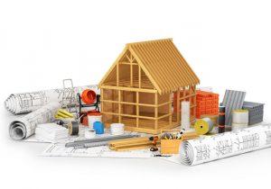 Por efecto de la devaluación, el costo de la construcción cayó a la mitad en dólares