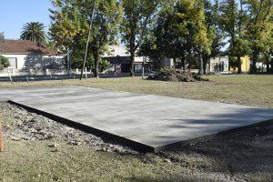 Viale. Avanza la construcción del nuevo edificio del Juzgado de Paz $ 17 Millones