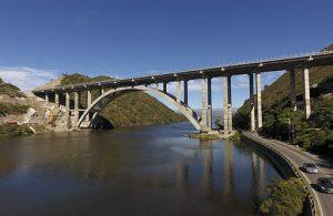 El puente José Manuel de la Sota fue atracción turistica