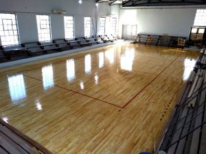 Proyectan construir otro gimnasio, mientras el del Polideportivo sigue a medio hacer – Concordia