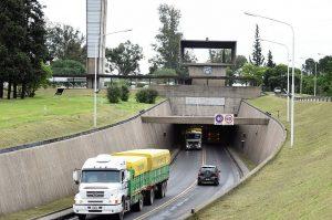 Guerechet Reconstruirá las rampas de acceso al Túnel Subfluvial $ 25 Millones