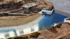 Los alemanes aumentan la presión para destrabar la represa Chihuido