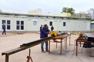 El Gobierno planea terminar 12 hospitales contra la pandemia antes de fin de mes
