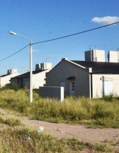 Dos obras demoradas en Catriló