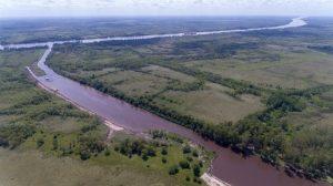 Adjudican obras de adecuación en el Río Luján $ 1.600 Millones
