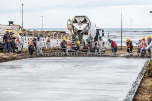 Tierra del Fuego Reactivación de obra pública y privada
