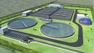 Acuerdan construcción de la planta de tratamiento de Parque Industrial Curtidor
