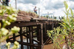 Se publicó el llamado a licitación para la construcción de un puente sobre arroyo García en el departamento Gualeguaychú