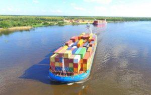 El proyecto de Meoni para federalizar la Hidrovía Paraná-Paraguay