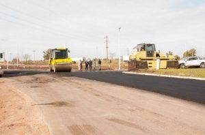 Urdinarrain: el municipio inicia una serie de obras para el acceso este de la ciudad
