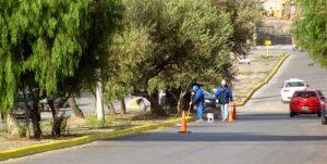 Puerto Madryn y Trelew rubricaron el acuerdo para la ejecución de cordones cuneta $ 70 Millones