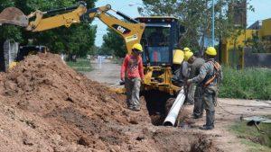 Nación invertirá $2.200 millones en obras de agua y cloacas para Santa Fe