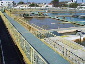 Planta de tratamiento de los barros de la planta de potabilización del Acueducto del río Colorado, en el paraje Pichi Mahuida Ofertas